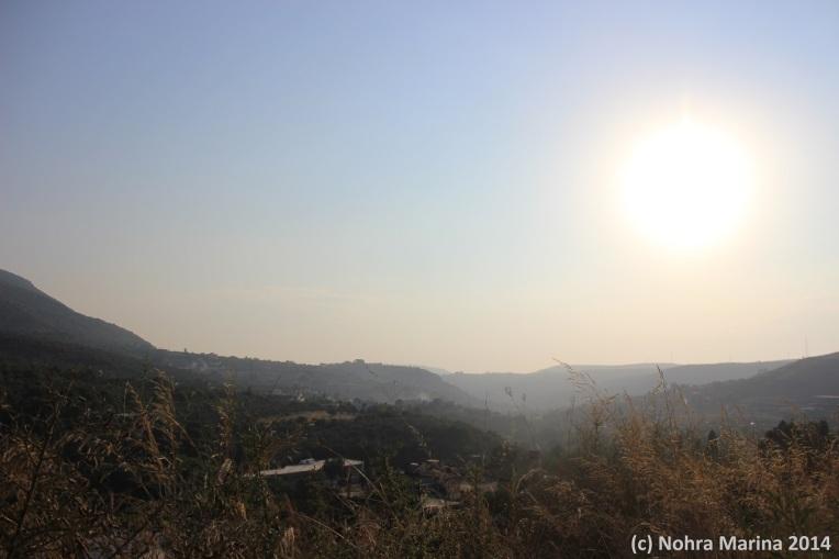 Bou-tanjra View_ El-Hedd.